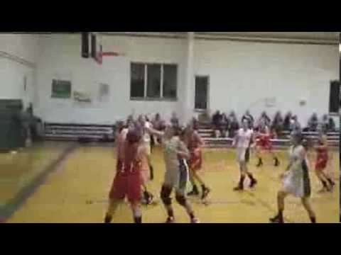 The Sharon Academy vs Twinfield, Girls Varsity Basketball