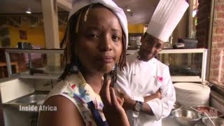 Chef Yohanis featured on CNN Inside Africa