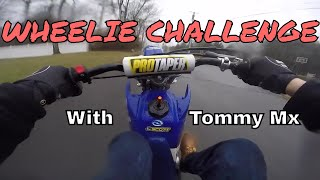 Pit Bike Challenges!