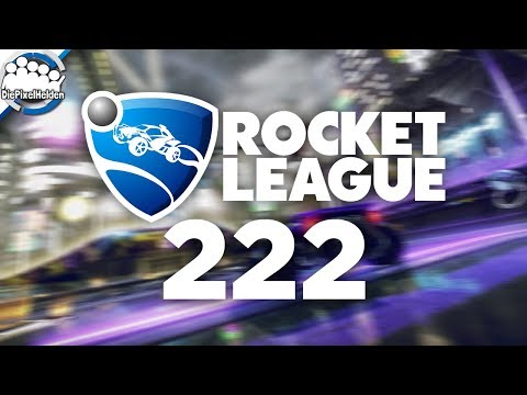 ROCKET LEAGUE #222 - Überskill - Let's Play Together Rocket League