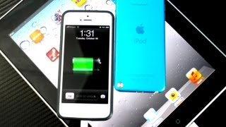 How To Improve iOS 6 Battery Life! iPhone, iPod Touch & iPad