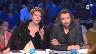 Clash Véronique Genest, Natacha Polony et Aymeric Caron - On n'est pas couché