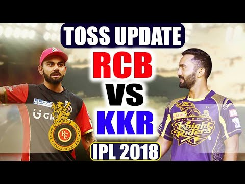 IPL 2018 : RCB Vs KKR : Virat Kohli's Batting Plan | वनइंडिया हिंदी
