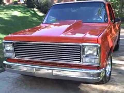 1980 GMC Pickup w/ 468 Big Block Music Videos