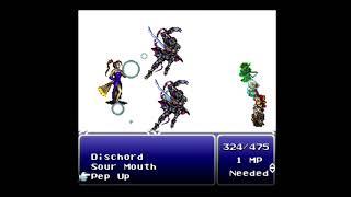Let's Play Final Fantasy VI (No Magicite) #54 - Final Destination
