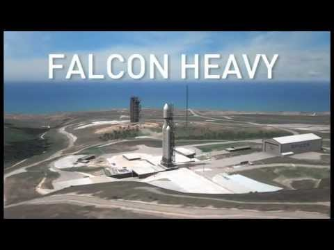SpaceX Next - Falcon Heavy