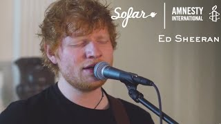Download Lagu Ed Sheeran - Perfect | Sofar Washington, DC - GIVE A HOME 2017 Gratis STAFABAND