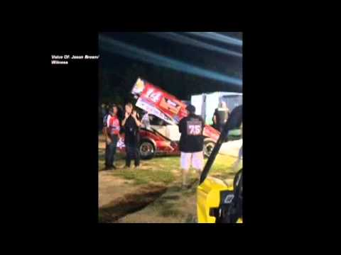 Telephone Interview of Witness in Tony Stewart / Kevin Ward Racing Incident