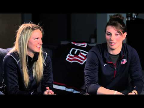 Team USA Women Player Profile: Amanda Kessel, Forward