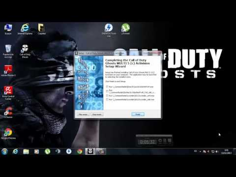 Descargar e Instalar Call of Duty Ghosts FULL. ESPAÑOL. PC 1  Y JUGAR ONLINE