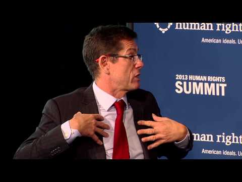 Are Justice and Peace a Zero Sum Game? Human Rights First Summit 2013
