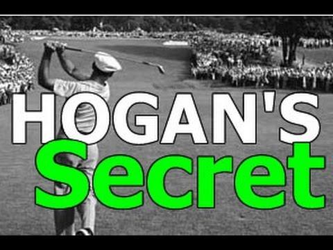 Ben Hogan Golf Swing Secret: Gain Distance - YouTube