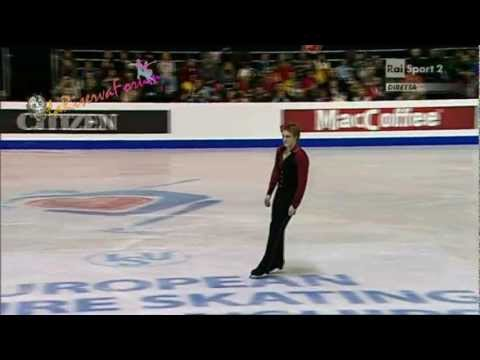ISU ZAGREB 2013 -20/31- MEN SP - Javier FERNANDEZ - 24.01.2013