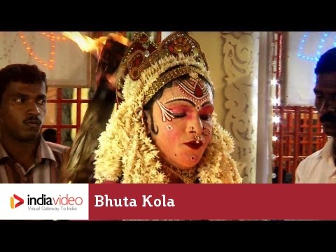 Bhuta Kola, an ancient art form performed in Tulu Nadu
