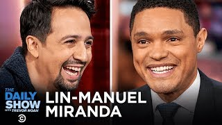"Lin-Manuel Miranda - ""His Dark Materials"" and ""Freestyle Love Supreme"" 