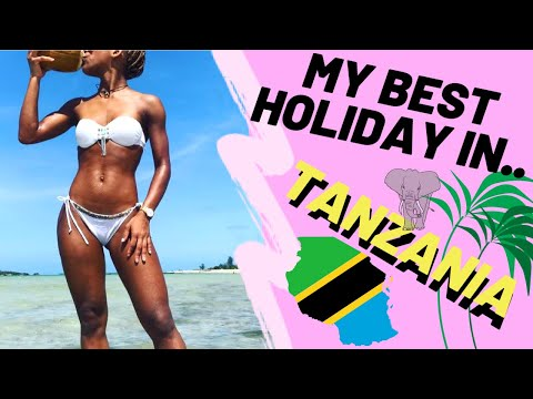 Tanzania Baby!  | First Travel Vlog