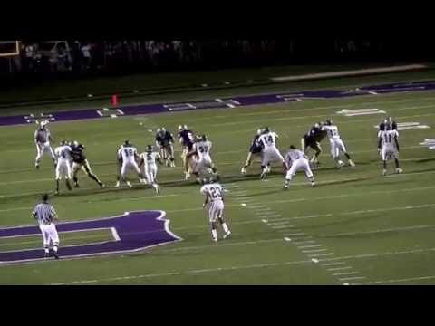 Ryan Eason #3 Christian Brothers High School (Senior Highlights) - 01/12/2011