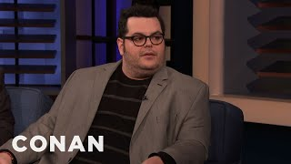 "Daisy Ridley & J.J. Abrams Spoiled ""Rise Of Skywalker"" For Josh Gad - CONAN on TBS"