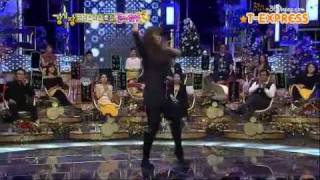 f(x) Victoria dancing to