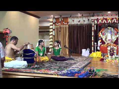 NJ Radhakalyanam 2015 Day 1  - Veena & Flute Concerts