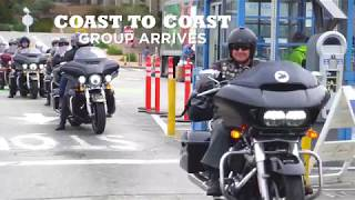 Riding Coast to Coast: U.S. Motorcycle Trip