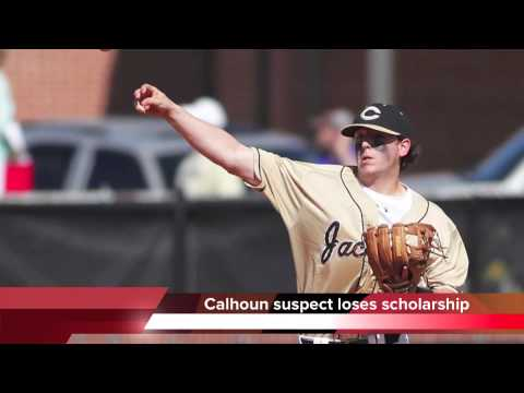 Damon Avery Johnson loses scholarship to Georgia Highlands College