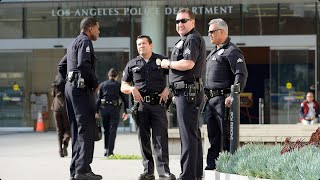 LAPD Finds NO RACISM In LAPD After Investigating 1,356 Cases Of Racial Profiling