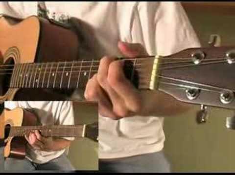 Solo Gitarowe Na Gitarze Elektro-akustycznej