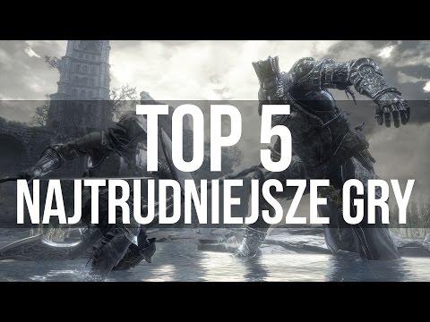 Top 5: Najtrudniejsze Gry Według Gamezilli