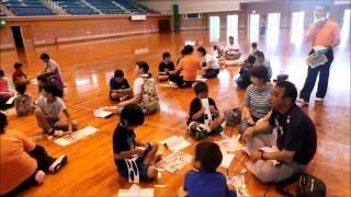 2017年かみひこうき大会in石垣島