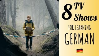 My Top 8 German TV Shows for Language Learning