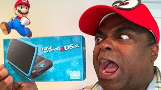 2DS XL & MORE Nintendo Stuff! [HAUL]