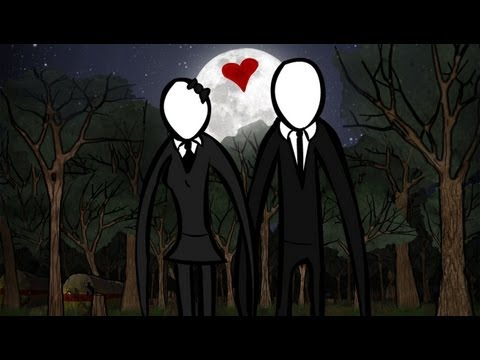 Slender Man's Girlfriend video