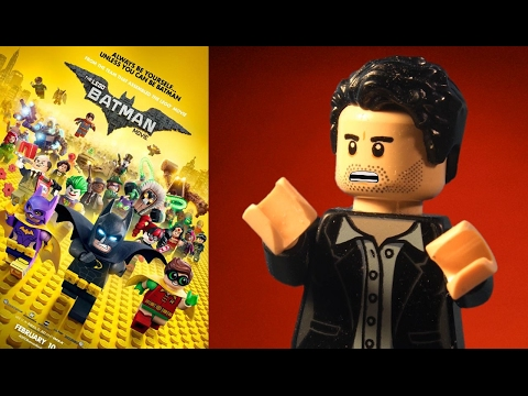 The LEGO Batman Movie - Movie Review