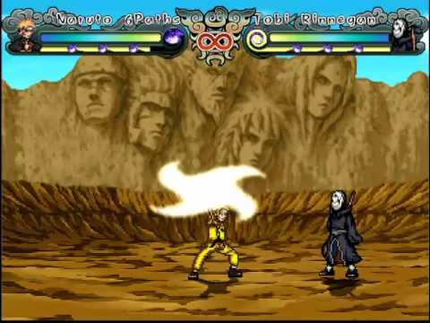 Naruto Shippuden Ninja Generations Mugen 2012 download