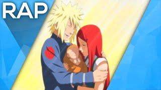 🔴 Rap do Minato e Kushina - Pais de Verdade (Naruto) l Águia l Conjunto 13