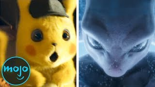 Top 10 Things You Missed In Pokémon: Detective Pikachu