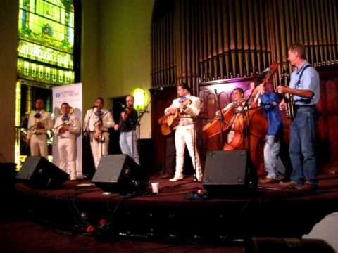 Bluegrass meets Mariachi! Orange Blossom Special