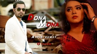 Dona Mona By Arfin Rumey & Oyshee | Lyrical VIdeo