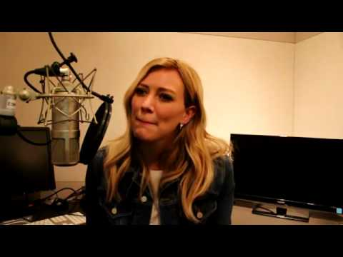 HilaryDuff - Exclusive Interview @Virgin Radio Toronto