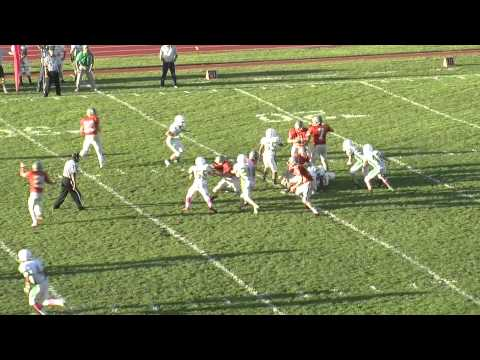 Tommy Carr Highlights QB