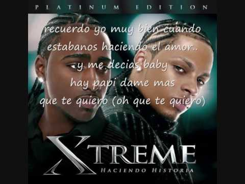 xtreme- honey i do