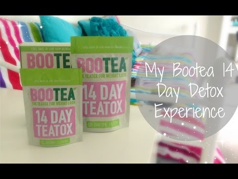 My Bootea 14 Day Detox Experience