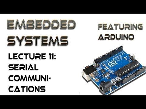 11B. Serial Communications:  I2C And SPI
