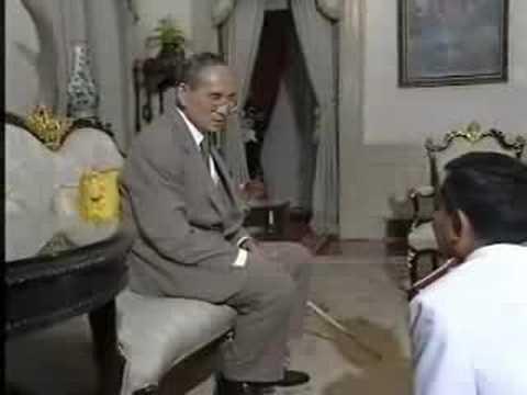 ในหลวงทรงตรัสกับสนธิบุญเกี่ยวกับทักษิณ Kings speech to Coup leader