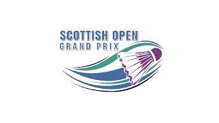 Bond / Søby vs Kersaudy / Palermo (XD, R32) - Scottish Open 2016
