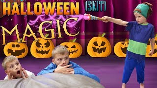 Kid Super Monsters || Halloween Skit