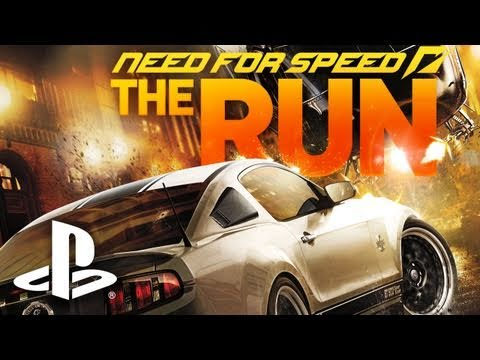 E3 2011: Need for Speed: The Run (Live Stream Interview)