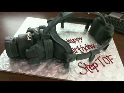 Call of Duty: Birthday CAKE  Tva stepTOF