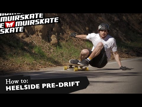 How To: Heelside Pre-Drift with Aj Haiby | MuirSkate Longboard Shop